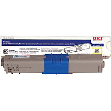 Oki Data 44469719 Yellow Toner