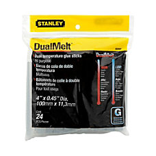 Stanley Bostitch Dual Temperature Glue Sticks