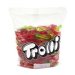 Trolli Squiggles Gummy Worms 5 Lb