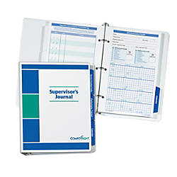 ComplyRight 2018 Supervisors Journal Binder System
