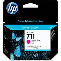 HP 711 Original Ink Cartridge Multi