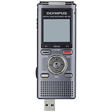 Olympus WS 822 4GB Digital Voice