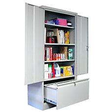 Atlantic Metal Industries Storage Drawer Cabinet