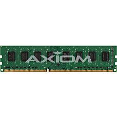 Axiom 4GB DDR3 1066 ECC UDIMM
