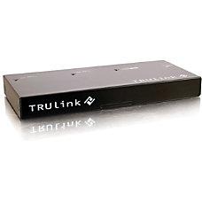 C2G TruLink 2 Port DVI D