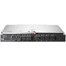 HP Virtual Connect 24 port Fibre