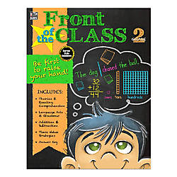 Thinking Kids Front Of The Class