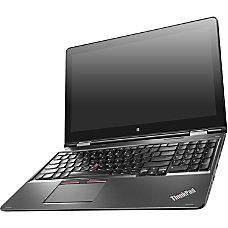 Lenovo ThinkPad Yoga 15 20DQ001LUS UltrabookTablet