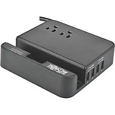 Tripp Lite 4 Port USB Charging
