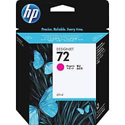HP 72 Magenta Ink Cartridge C9399A