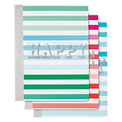 Divoga Composition Notebook Sparkle Type Collection
