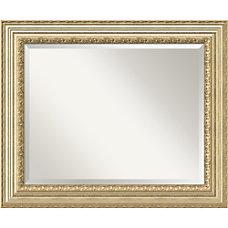 Amanti Art Victorian Champagne Wall Mirror