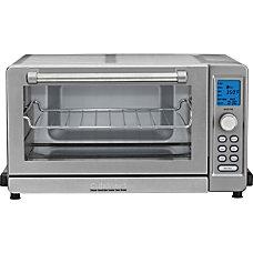Cuisinart Deluxe TOB 135W Toaster Oven