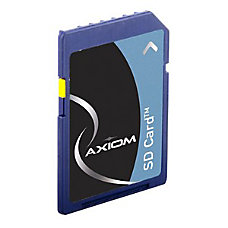 Axiom 4GB Micro Secure Digital High