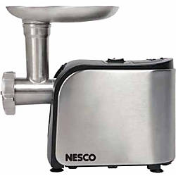 Nesco 500 Watt Stainless Steel Food
