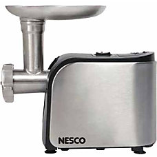 Nesco 500 Watt Stainless Steel Food