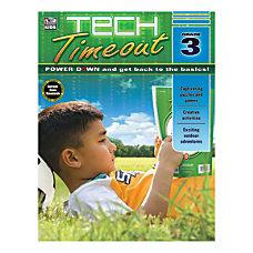 Thinking Kids Tech Timeout Activity Book