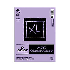 Canson XL Series Marker Pad 11