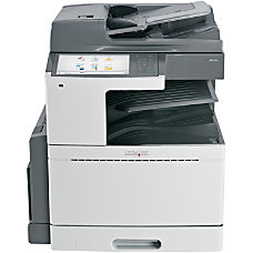 Lexmark X950DE LED Multifunction Printer Color