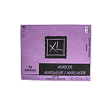 Canson XL Series Marker Pad 14