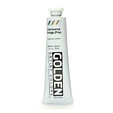 Golden Acrylic Paint Fine 2 Oz