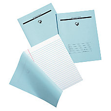Pacon Blue Examination Books 7 x