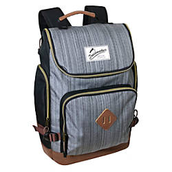 Trailmaker 17 Heather Backpack Gray