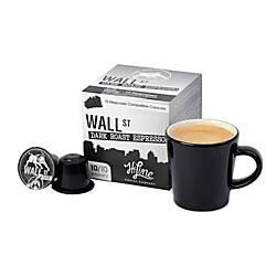 HiLine Wall Street Dark Roast Espresso