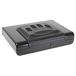 First Alert Portable Handgun or Pistol