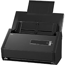 ScanSnap iX500 Deluxe Bundle Desktop Scanner