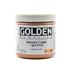 Golden Acrylic Paint Fine 16 Oz