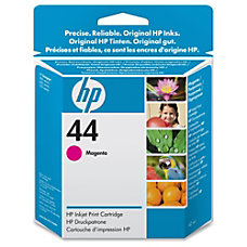 HP 44 Magenta Ink Cartridge 51644M