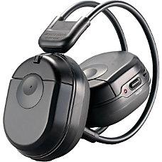 Power Acoustik HP 10S Wireless IR