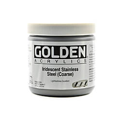 Golden Acrylic Paint Coarse 16 Oz