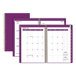 Office Depot Brand WeeklyMonthly Planner 5