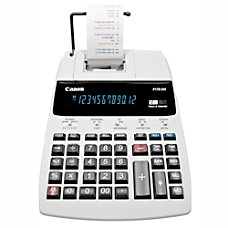 Canon P170 DH Printing Calculator