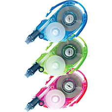 Tombow Mono Correction Tape 3 pack