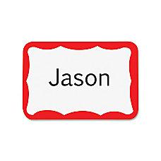 C Line Printer Name Badge 337
