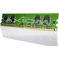 Axiom 1GB DDR2 800 UDIMM AX2800N5S1G