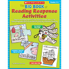 Scholastic Big Book Of Reading Response
