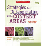 Scholastic Strategies For Differentiating In The