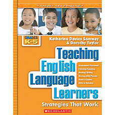 Scholastic Teaching English Language Learners For