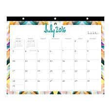 Nicole Miller Monthly Tablet Calendar 11