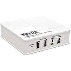 Tripp Lite 4 Port USB Charging
