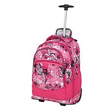 High Sierra Chaser Wheeled Backpack Summer
