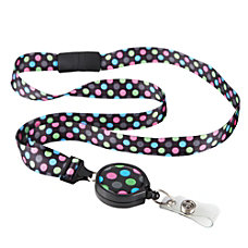 Bonitas International Retractable Ribbon Lanyards 38