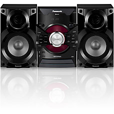 Panasonic SC AKX18 Mini Hi Fi