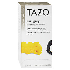 Tazo Earl Grey Black Tea 16