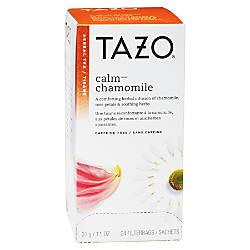 Tazo Calm Blend Caffeine Free Herbal