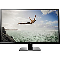 HP Home 27sv 27 LED LCD